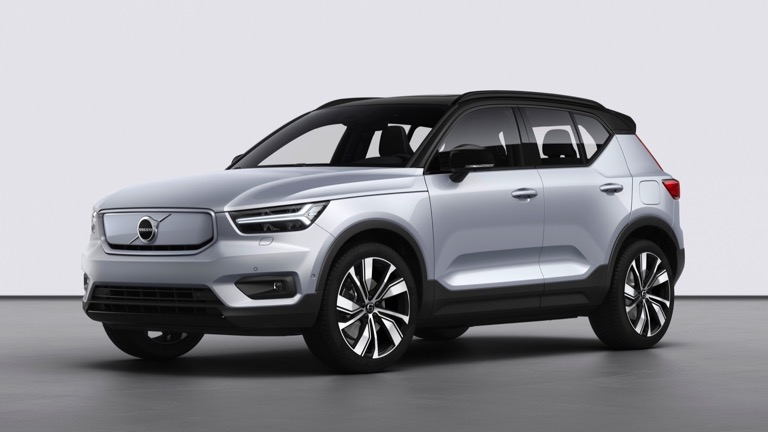 Volvo XC40 Recharge Pure Electric